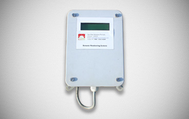 Solar Power Remote Monitoring System