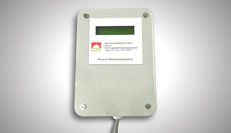 Solar Remote Monitoring System
